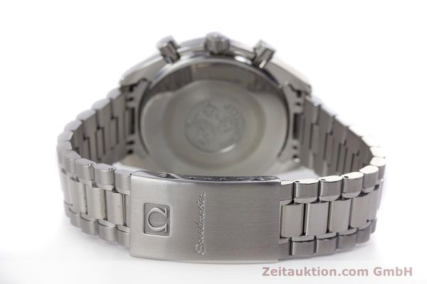 Used luxury watch Omega Speedmaster chronograph steel automatic Kal. 1140 ETA 2890-2  | 160032 12