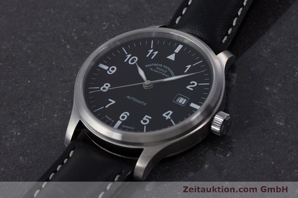 Used luxury watch Mühle Terrasport  steel automatic Kal. Sellita SW200-1 Ref. M1-37-60  | 160042 01