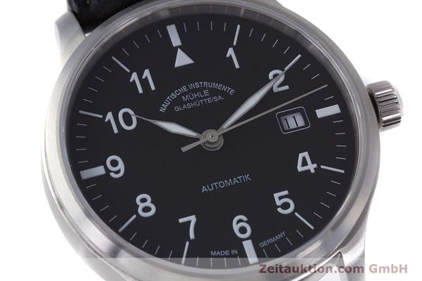 Used luxury watch Mühle Terrasport  steel automatic Kal. Sellita SW200-1 Ref. M1-37-60  | 160042 02
