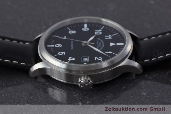 Used luxury watch Mühle Terrasport  steel automatic Kal. Sellita SW200-1 Ref. M1-37-60  | 160042 05