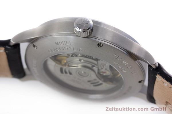 Used luxury watch Mühle Terrasport  steel automatic Kal. Sellita SW200-1 Ref. M1-37-60  | 160042 08
