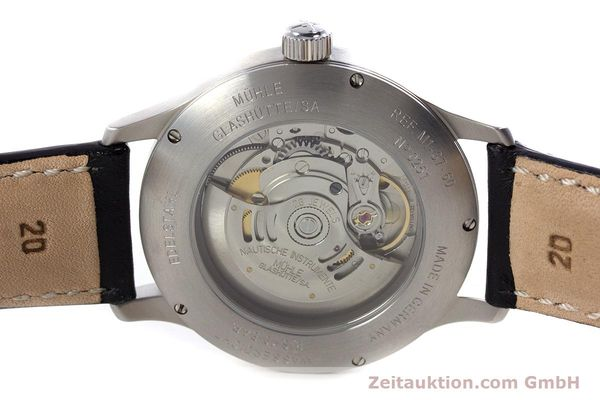 Used luxury watch Mühle Terrasport  steel automatic Kal. Sellita SW200-1 Ref. M1-37-60  | 160042 09