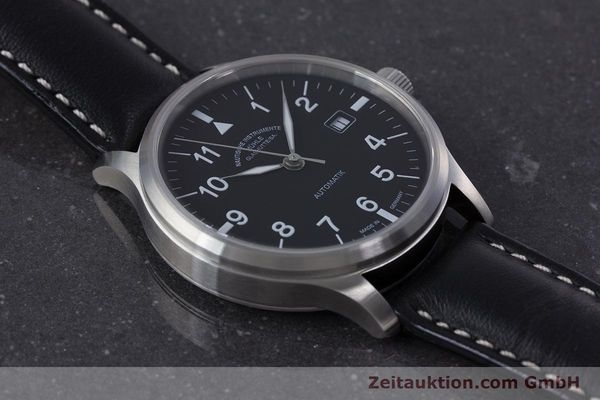 Used luxury watch Mühle Terrasport  steel automatic Kal. Sellita SW200-1 Ref. M1-37-60  | 160042 15