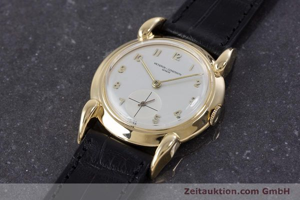 Used luxury watch Vacheron & Constantin * 18 ct gold manual winding Kal. 458/2 Ref. 455309 VINTAGE  | 160046 01