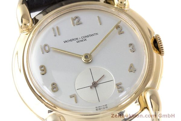 Used luxury watch Vacheron & Constantin * 18 ct gold manual winding Kal. 458/2 Ref. 455309 VINTAGE  | 160046 02