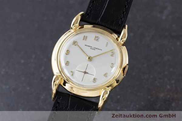 Used luxury watch Vacheron & Constantin * 18 ct gold manual winding Kal. 458/2 Ref. 455309 VINTAGE  | 160046 04