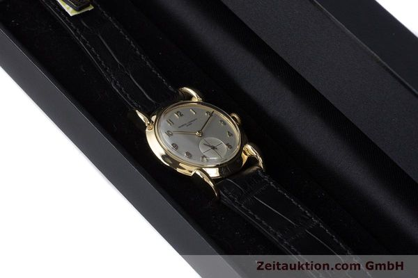 Used luxury watch Vacheron & Constantin * 18 ct gold manual winding Kal. 458/2 Ref. 455309 VINTAGE  | 160046 07
