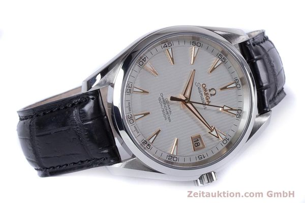 Used luxury watch Omega Seamaster steel automatic Kal. 8500 Ref. 23113422102002  | 160055 03