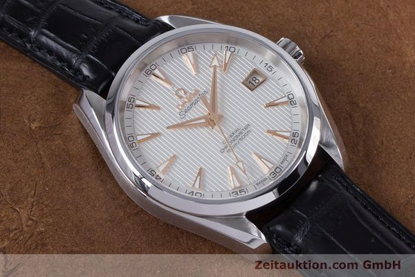 Used luxury watch Omega Seamaster steel automatic Kal. 8500 Ref. 23113422102002  | 160055 16