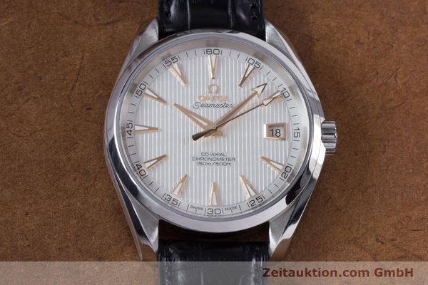 Used luxury watch Omega Seamaster steel automatic Kal. 8500 Ref. 23113422102002  | 160055 17