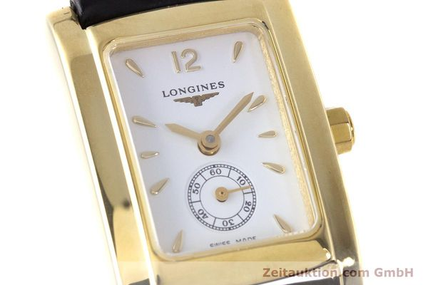 Used luxury watch Longines Dolce Vita 18 ct gold quartz Kal. ETA 980.153 Ref. L5.155.6  | 160058 02
