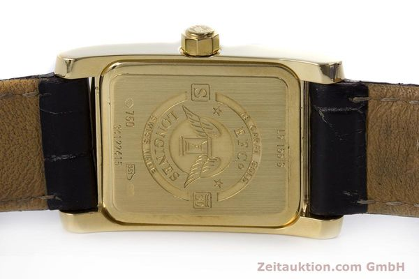 Used luxury watch Longines Dolce Vita 18 ct gold quartz Kal. ETA 980.153 Ref. L5.155.6  | 160058 09