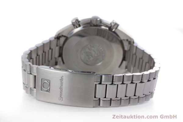 Used luxury watch Omega Speedmaster chronograph steel automatic Kal. 3220A  | 160065 12