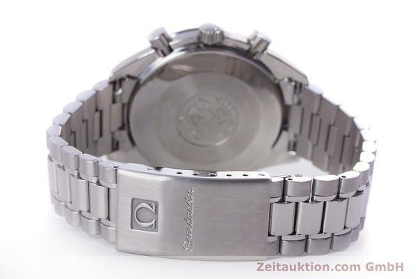 Used luxury watch Omega Speedmaster chronograph steel automatic Kal. 1140 ETA 2890-2  | 160073 12