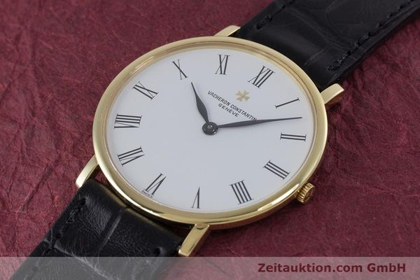 Used luxury watch Vacheron & Constantin * 18 ct gold manual winding Kal. 1003/2 Ref. 33060  | 160078 01