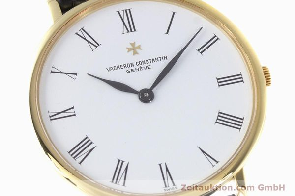 Used luxury watch Vacheron & Constantin * 18 ct gold manual winding Kal. 1003/2 Ref. 33060  | 160078 02