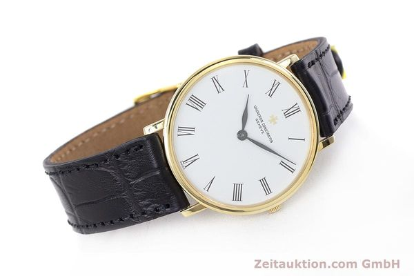 Used luxury watch Vacheron & Constantin * 18 ct gold manual winding Kal. 1003/2 Ref. 33060  | 160078 03