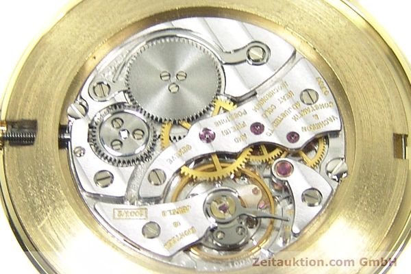 Used luxury watch Vacheron & Constantin * 18 ct gold manual winding Kal. 1003/2 Ref. 33060  | 160078 10