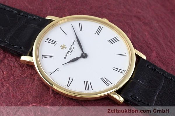 Used luxury watch Vacheron & Constantin * 18 ct gold manual winding Kal. 1003/2 Ref. 33060  | 160078 13