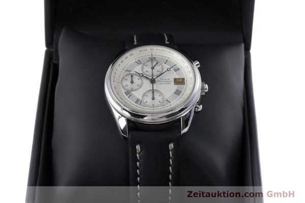 Used luxury watch Girard Perregaux Olimpico chronograph steel automatic Kal. 800-064 Ref. 4900  | 160082 07