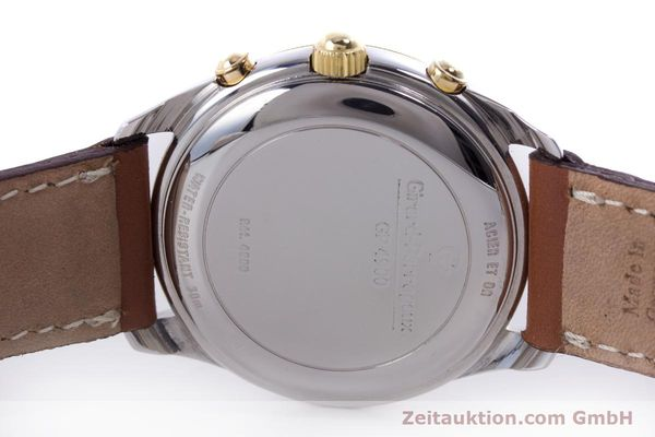 Used luxury watch Girard Perregaux Olimpico chronograph steel / gold automatic Kal. 800-964 Ref. 4900  | 160089 09