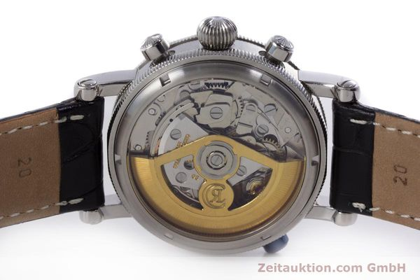 Used luxury watch Chronoswiss Tora chronograph steel automatic Kal. 743 Ref. CH7423  | 160100 09