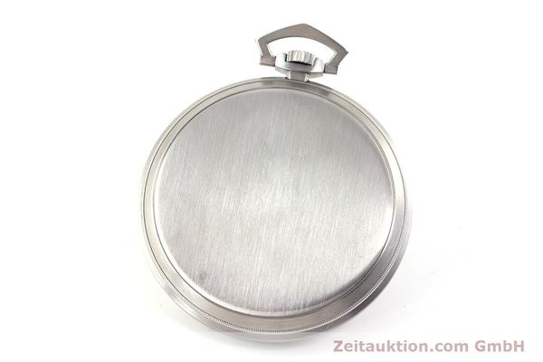 Used luxury watch IWC Pocket Watch steel manual winding Kal. 67 VINTAGE  | 160102 08