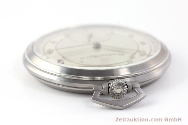 Used luxury watch IWC Pocket Watch steel manual winding Kal. 67 VINTAGE  | 160102 11