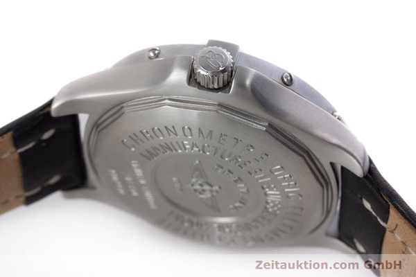 Used luxury watch Breitling Colt steel automatic Kal. B17 ETA 2824-2 Ref. A17350 LIMITED EDITION | 160119 08