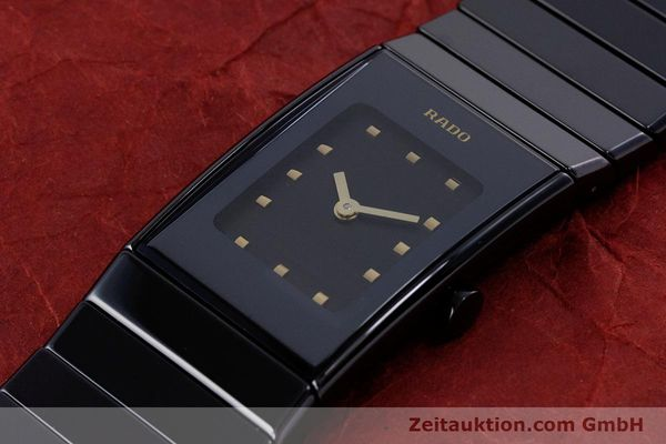 Used luxury watch Rado Diastar ceramic / steel quartz Kal. ETA 280.002 Ref. 963.0539.3  | 160146 01