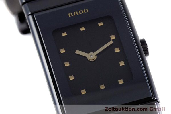 Used luxury watch Rado Diastar ceramic / steel quartz Kal. ETA 280.002 Ref. 963.0539.3  | 160146 02