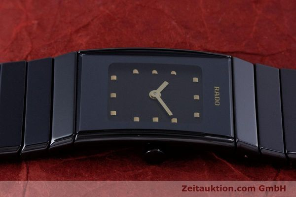 Used luxury watch Rado Diastar ceramic / steel quartz Kal. ETA 280.002 Ref. 963.0539.3  | 160146 05
