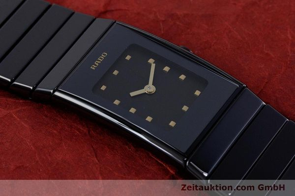 Used luxury watch Rado Diastar ceramic / steel quartz Kal. ETA 280.002 Ref. 963.0539.3  | 160146 12