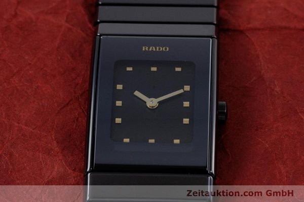 Used luxury watch Rado Diastar ceramic / steel quartz Kal. ETA 280.002 Ref. 963.0539.3  | 160146 13
