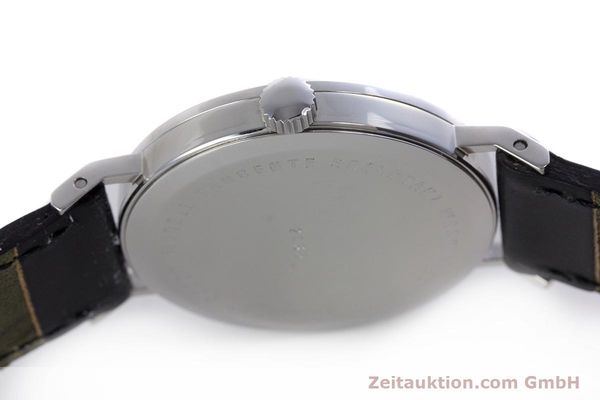 Used luxury watch Nomos Tangente steel manual winding Kal. ETA 7001  | 160163 11