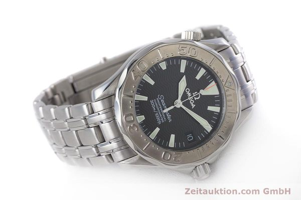 Used luxury watch Omega Seamaster steel automatic Kal. 1120  | 160174 03