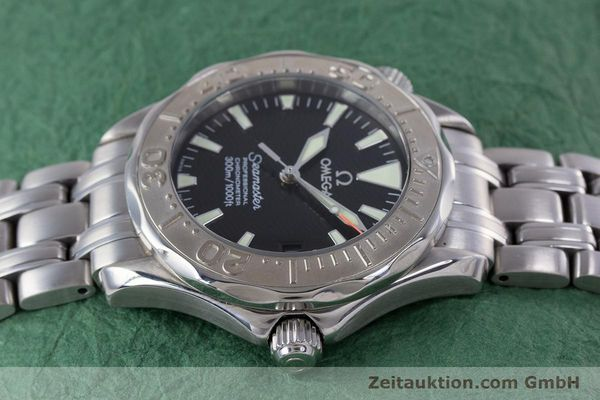 Used luxury watch Omega Seamaster steel automatic Kal. 1120  | 160174 05