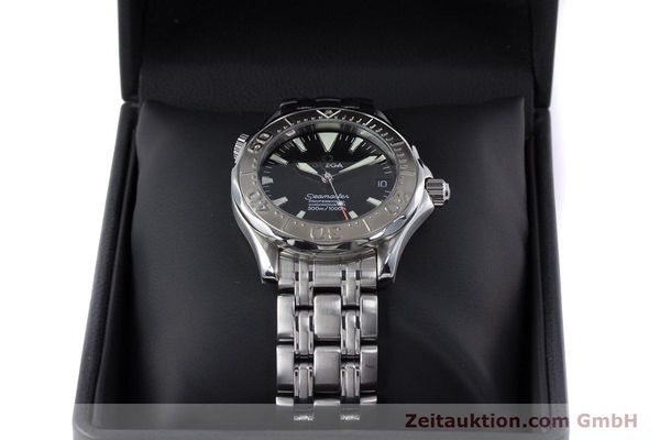Used luxury watch Omega Seamaster steel automatic Kal. 1120  | 160174 07