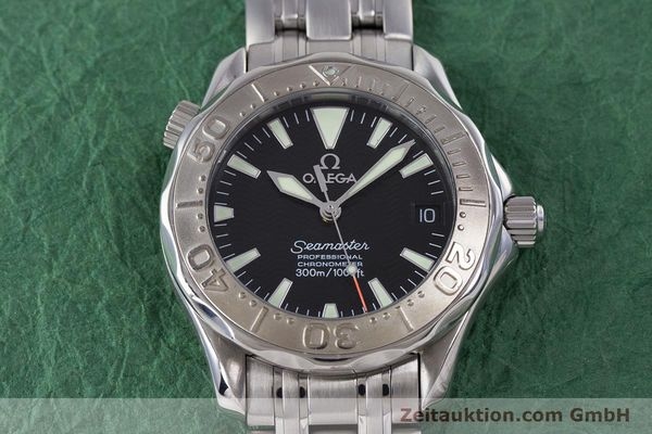 Used luxury watch Omega Seamaster steel automatic Kal. 1120  | 160174 17