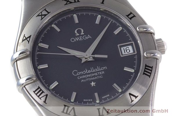 Used luxury watch Omega Constellation steel automatic Kal. 1120  | 160175 02