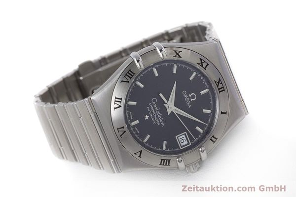 Used luxury watch Omega Constellation steel automatic Kal. 1120  | 160175 03