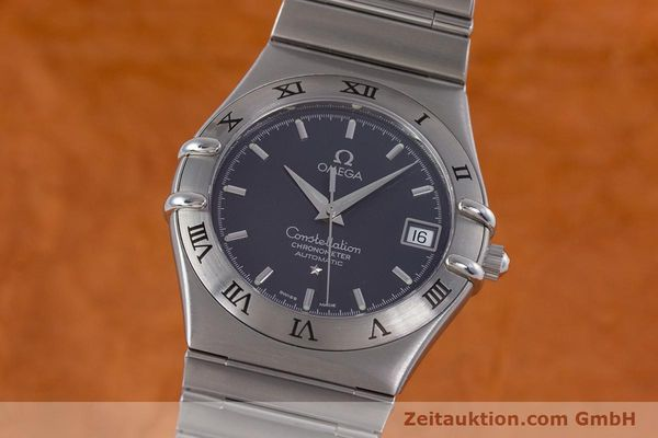 Used luxury watch Omega Constellation steel automatic Kal. 1120  | 160175 04