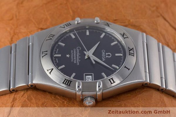 Used luxury watch Omega Constellation steel automatic Kal. 1120  | 160175 05