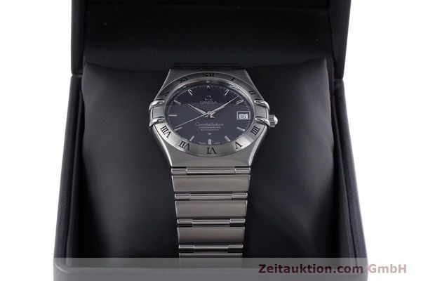 Used luxury watch Omega Constellation steel automatic Kal. 1120  | 160175 07
