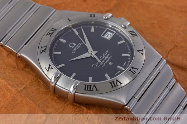 Used luxury watch Omega Constellation steel automatic Kal. 1120  | 160175 14