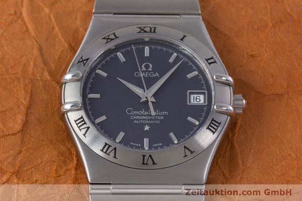 Used luxury watch Omega Constellation steel automatic Kal. 1120  | 160175 15