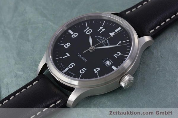 Used luxury watch Mühle Terrasport  steel automatic Kal. Sellita SW200-1 Ref. M1-37-60  | 160211 01