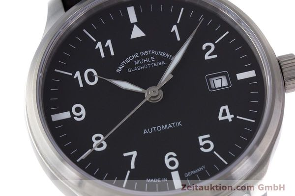 Used luxury watch Mühle Terrasport  steel automatic Kal. Sellita SW200-1 Ref. M1-37-60  | 160211 02