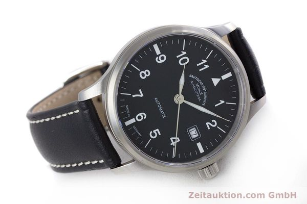 Used luxury watch Mühle Terrasport  steel automatic Kal. Sellita SW200-1 Ref. M1-37-60  | 160211 03