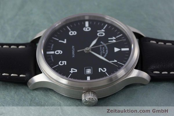 Used luxury watch Mühle Terrasport  steel automatic Kal. Sellita SW200-1 Ref. M1-37-60  | 160211 05